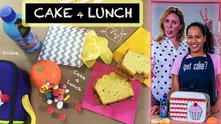 Download BACK TO SCHOOL CAKES & TREATS with YO from HOW TO CAKE IT | Lunch Box Snacks Video