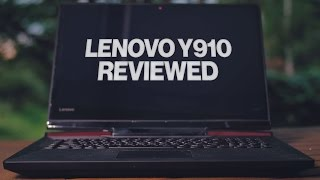 Download Lenovo IdeaPad Y910 - Monster gaming laptop fully reviewed Video