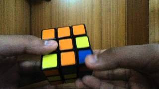 Download 6 SIMPLE STEPS TO SOLVE A 3*3*3 RUBIKS CUBE Video
