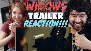 Download WIDOWS | Official TRAILER REACTION & REVIEW!!! Video