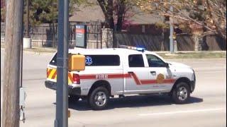 Download *RARE* Broken Arrow Fire Department EMS Supervisor Responding!!! *FAST!* Video