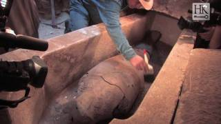 Download Discovery of an Intact Tomb at Saqqara (ft. Dr. Hawass) Video
