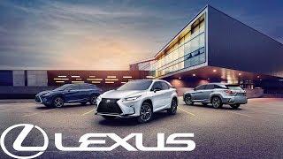 Download The 2018 Lexus RX 350L Walkaround Video