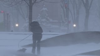 Download NYC Blizzards & Snow Storms Highlights 2013-2014 Video