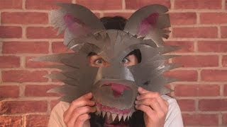 Download How To Make A Werewolf Mask Video