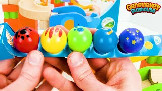 Download Let's Build an Educational Wooden Marble Maze for Kids! Video