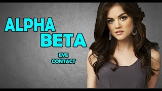 Download ALPHA MALE EYE CONTACT | SIGNS YOUR EYE CONTACT IS BETA | PICKUP GIRLS WITH THE ALPHA GAZE Video