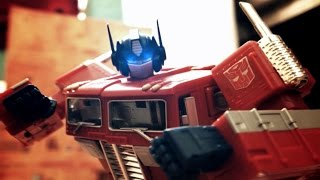 Download Transformers Generation Movie Stop Motion Video