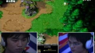 Download 2008 WCG 國手選拔賽 魔獸爭霸3寒冰霸權 1/5 Video