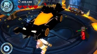 Download LEGO Batman 3: Beyond Gotham (3DS/Vita) 100% Guide - The Batcave Hub Area Video