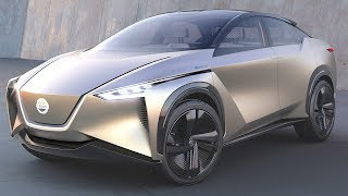 Download Nissan Electric Car Driven By Your Brain Waves! Nissan IMx Self Driving Car 2018 CARJAM TV Video