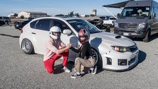 Download LITTLE SISTER GOES DRIFTING!!! Video