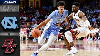 Download North Carolina vs. Boston College - Condensed Game | ACC Basketball 2018-19 Video