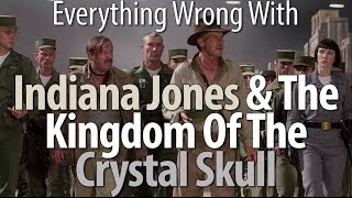 Download Everything Wrong With Indiana Jones & The Kingdom Of The Crystal Skull Video