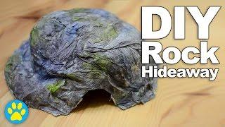 Download DIY Rock Hideaway For Hamsters Video