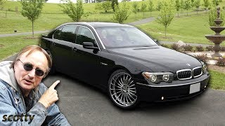 Download Here's Why the 2006 BMW 760LI was Worth $120,000 Video