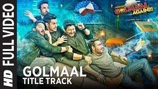 Download Golmaal Title Track Full Song | Ajay Devgn| Parineeti | Arshad | Tusshar | Shreyas | Kunal | Tabu Video