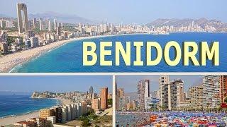 Download BENIDORM - SPAIN 4K Video