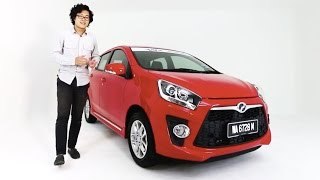 Download Perodua Axia 1.0 Advance Walk-Around Tour - paultan.org Video