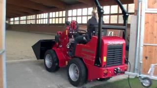 Download Schäffer Maschinenfabrik GmbH - Ihr Spezialist für Hoflader - Teleskoplader - Radlader Video