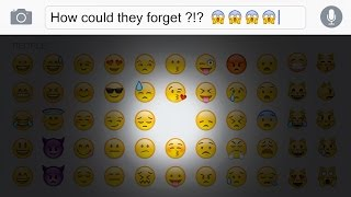 Download The Missing Emoji Song Video