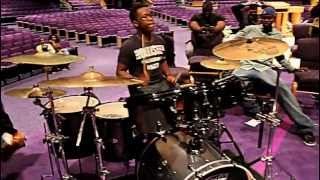 Download Milwaukee Drummers - Fred Boswell Jr., Kevin Hayden, Quintin Gulledge, PJ Hill @ GospelChops Video
