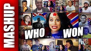 Download Wonder Woman vs Stevie Wonder Epic Rap Battles of History Reactions Mashup Video