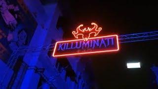 Download Universal Studios Singapore Halloween Horror Nights 2018 Killuminati Haunted House Video