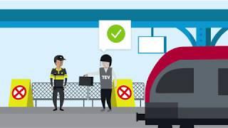 Download Animatie Incidentenbetrijding verdacht object Video