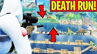 Download IMPOSSIBLE SNIPER DEATH RUN!! (*NEW* GAME MODE IN PLAYGROUNDS FORTNITE BATTLE ROYALE) Video