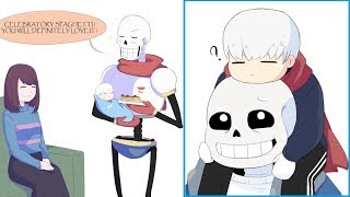 Download You will definitely love it【 Deltarune and Undertale Comic Dubs 】 Video