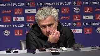 Download Jose Mourinho on Luke Shaw: Video