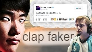 Download This is what happens when you try to disrespect Faker.. - World Championship 2016 Video