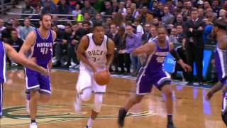 Download Giannis Antetokounmpo Puts On a Show vs Kings Video