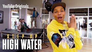 Download Exclusive Sneak Peek: On The Set Of STEP UP: HIGH WATER Video