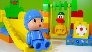 Download Pocoyo Park NEW Block Labo World Block Bandai - Juguetes de Pocoyo Video