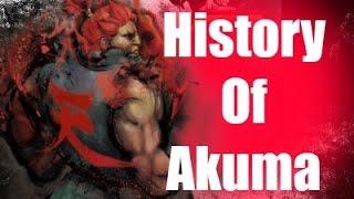 Download History Of Akuma Part 1 Street Fighter V Video