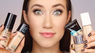 Download Top 5 Drugstore Foundations Video