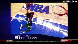 Download Top 10 All Time Slam Dunk Contest Moments in 720p HD! Video