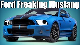 Download The Ford Freaking Mustang! A Car History Video