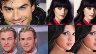 Download Does Eye Color Matter? Celebrities change eye color Video