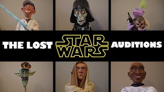 Download ″The lost Star Wars auditions″ | JEFF DUNHAM Video