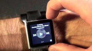 Download The iWatch: Apple iPod nano 6G Wrist Watch Setup Video