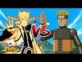 Download Người Máy Naruto Đối Đầu Với Naruto Cửu Vĩ - Naruto Song Đấu Video