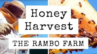 Download Honey Harvest from the Rambo Farm - 2013 Video