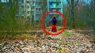 Download 25 Most Haunting Photos from Chernobyl Video