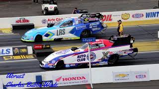 Download NHRA AUTO CLUB RACEWAY at POMONA WINTERNATIONALS FEBRUARY 8-11 -2018 Video