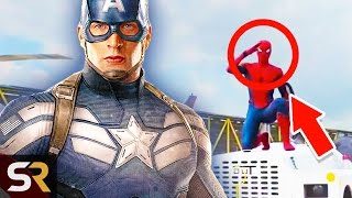 Download 20 Hidden Marvel Secrets That The Studio Doesn't Want You To Know Video