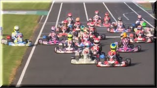 Download Super 1 Karting 2015: Rd 10 Junior Rotax | British Karting Championship Racing Video