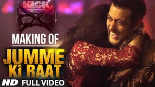 Download Making of Jumme Ki Raat Song | Salman Khan, Jacqueline Fernandez | Mika Singh | Himesh Reshammiya Video